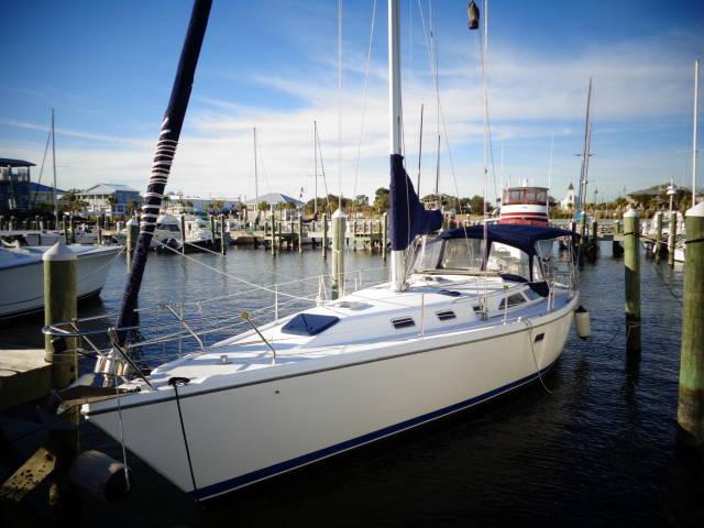 Catalina Mk Ii At Dock