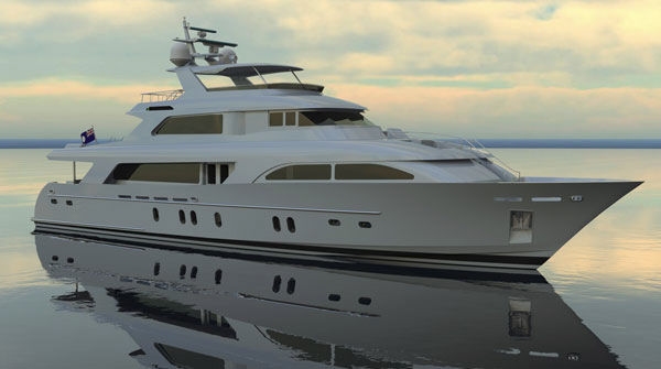 Cheoy Lee Shipyards Global Series Expedition Motor Yacht Photo 1