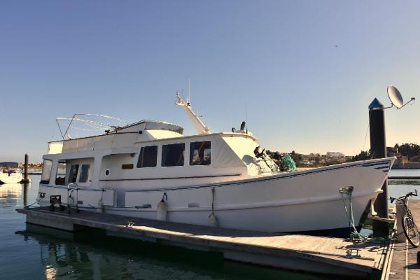 van der Hoeven Pilot House Trawler