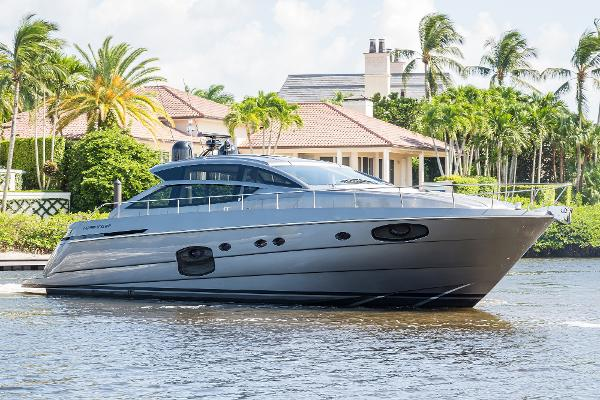 Pershing 62 Sunshine, 62 Pershing 2014 Profile