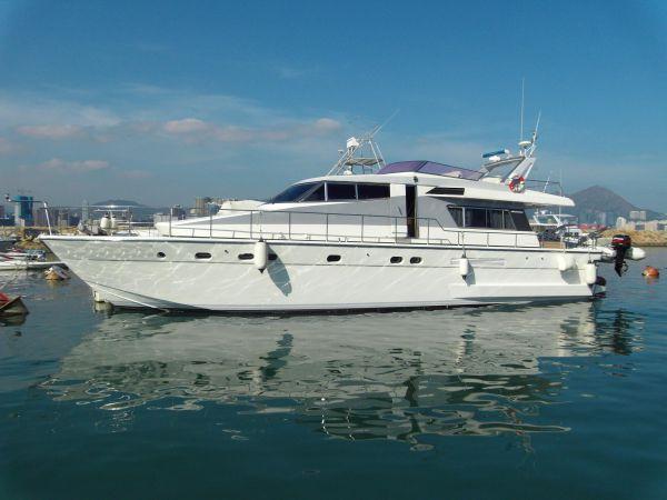 Sanlorenzo 57' Motor Yacht Sanlorenzo 57