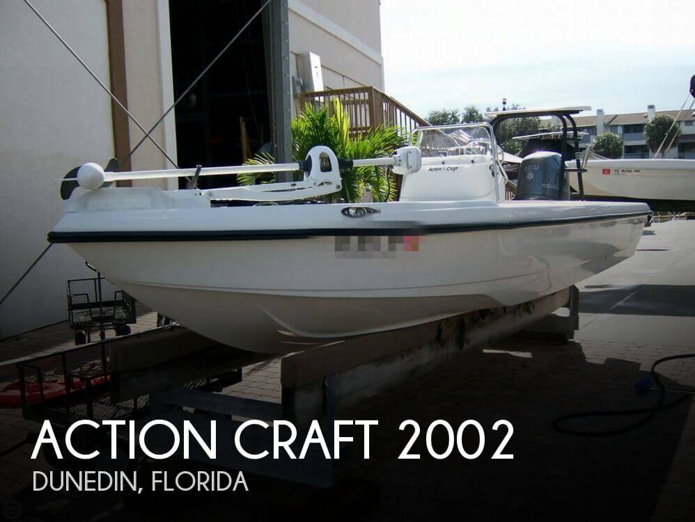 Action Craft 2002 2005 Action Craft 2002 for sale in Dunedin, FL