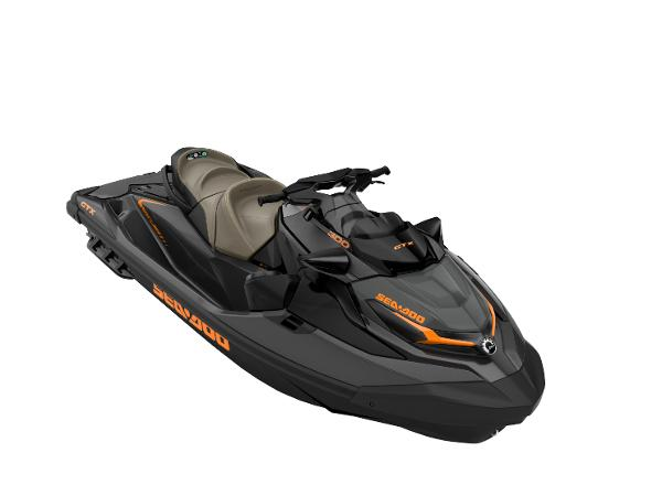 Sea-Doo GTX 300 IBR & SOUND