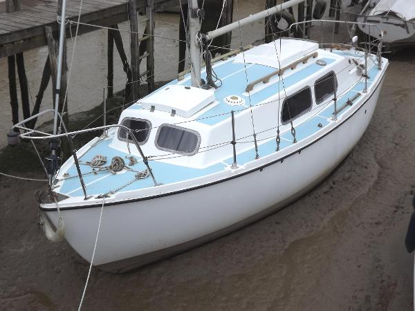 Colvic Springtide 24 (lowered)