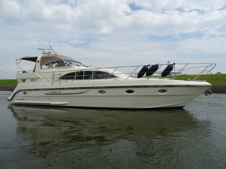 Atlantic Motor Yachts Atlantic 50