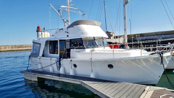 Beneteau. Swift Trawler 34