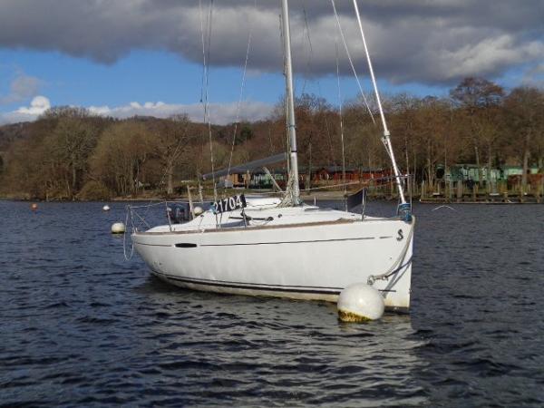 Beneteau First 21.7 S Beneteau First 21.7 - Bow