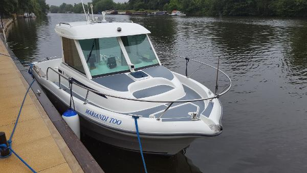 Jeanneau America Merry Fisher 635
