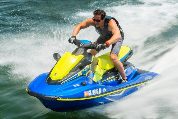 Yamaha WaveRunner EXR Manufacturer Provided Image