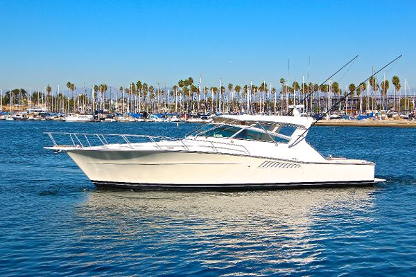 Viking 43 Open Port Profile