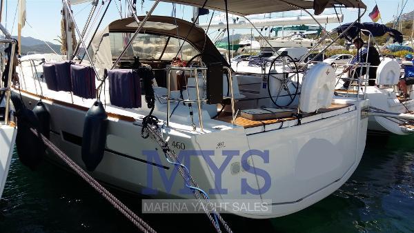 Dufour Yachts 460 Grandlarge DUFOUR 460 GL (11)