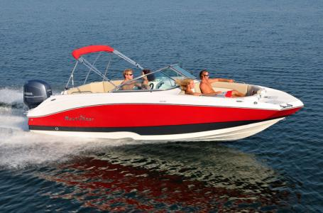 Nautic Star 223 DC