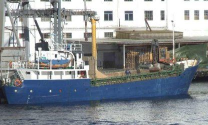Custom Selfdischarge Bulk Cargo Vessel