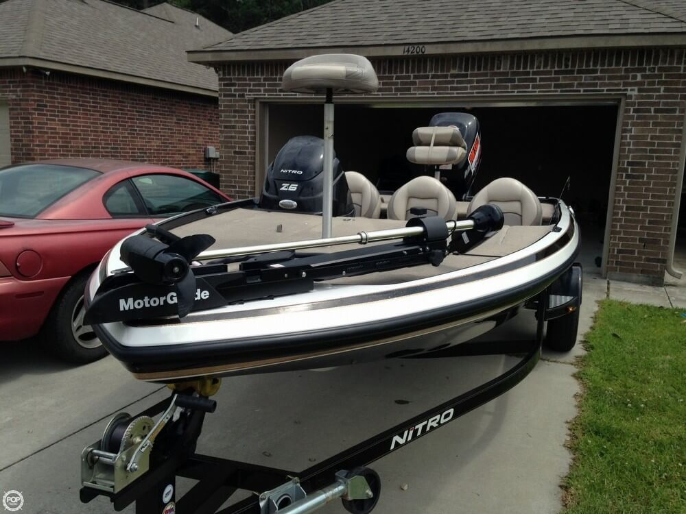Nitro Z-6 2014 Nitro Z-6 for sale in Walker, LA