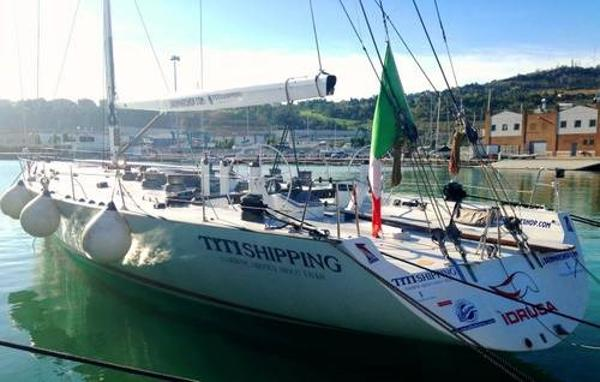 Mistral-Composite Maxi One Farr 80 Image 1