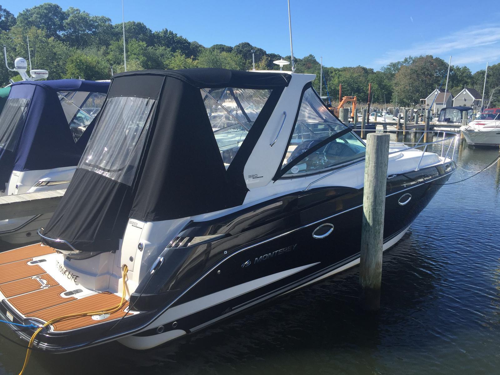 Monterey 320 (335) Sport Yacht