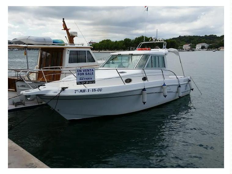 Faeton Yachts Faeton 930 Moraga