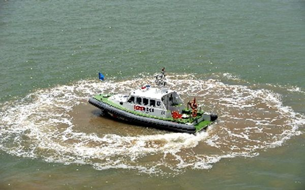13.3m FRP Patrol/Rescue Boat To be built in China