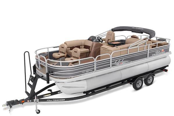 Sun Tracker Fishin' Barge 22 XP3 Manufacturer Provided Image