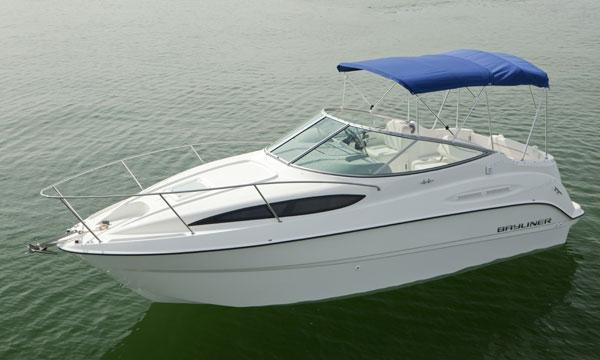 Bayliner 245 Cruiser Portside View Manufacturer  Provided Image