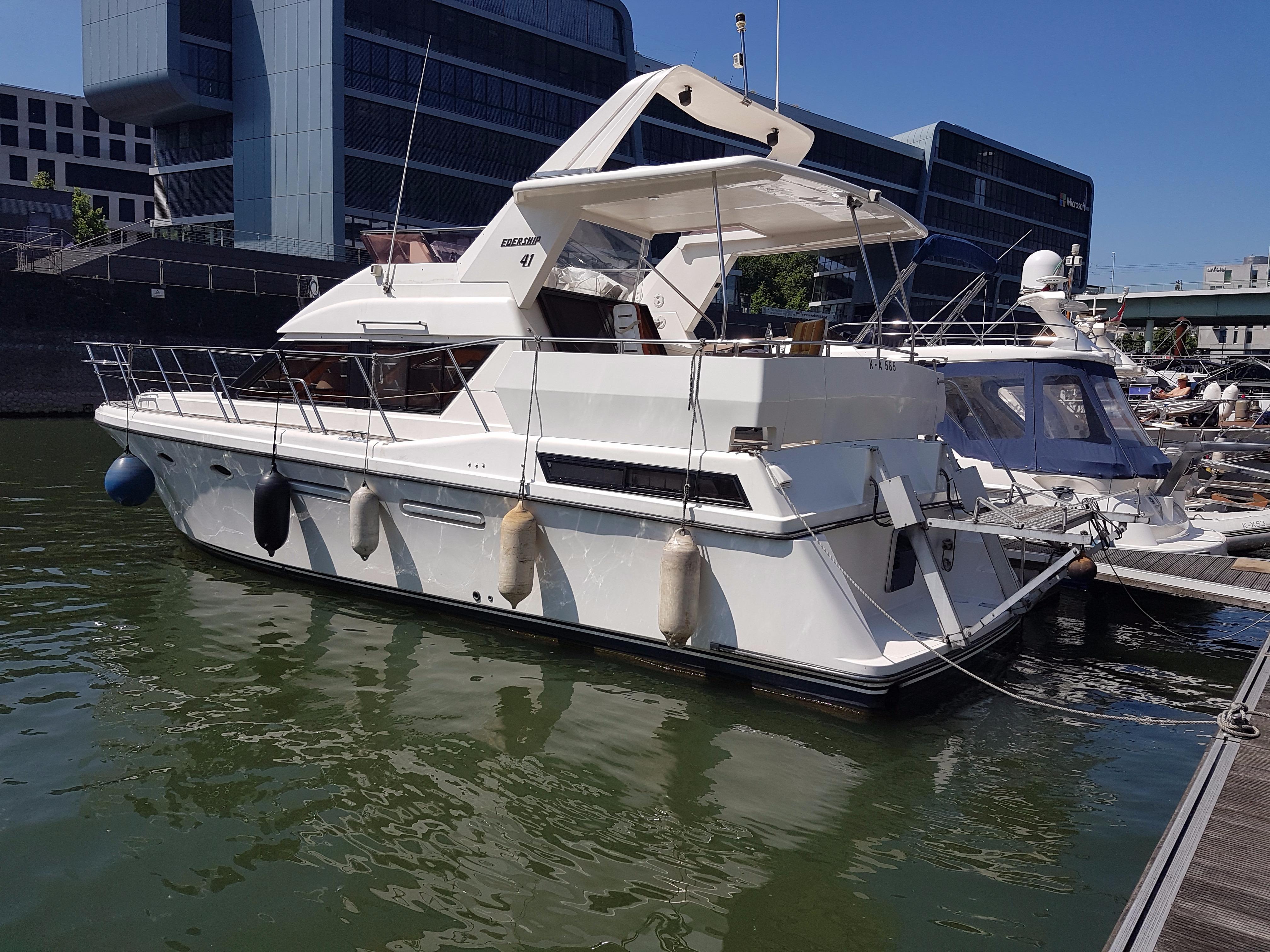 Symbol Yachts Edership 41