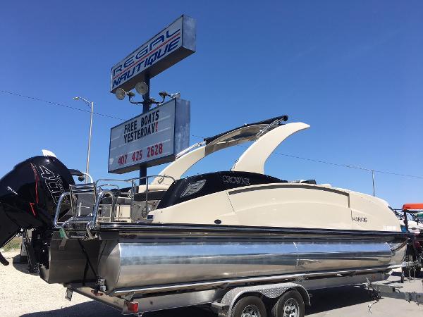 Harris FloteBote 250 CROWNE DL