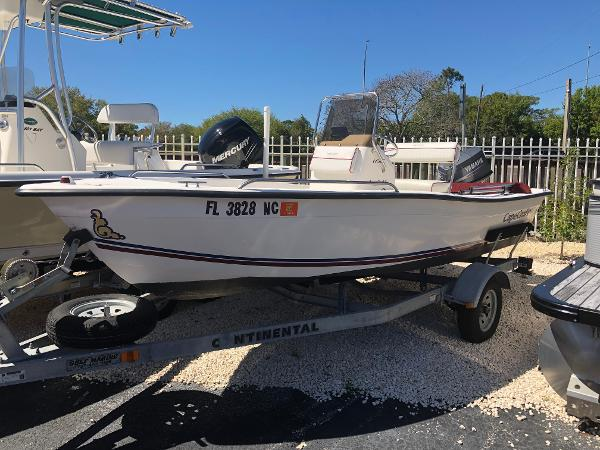 Cape Craft 160 Center Console