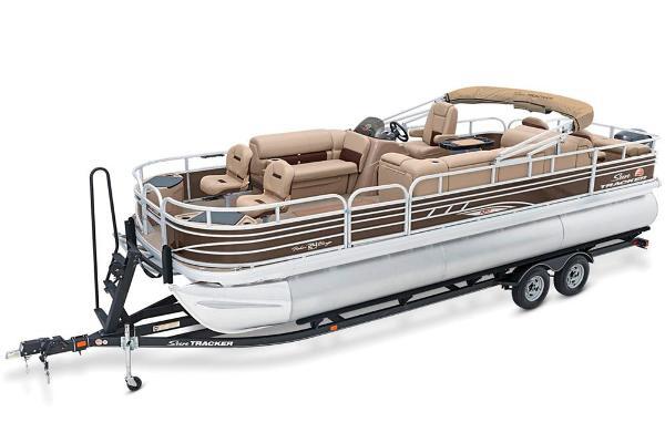 Sun Tracker Fishin' Barge 24 XP3