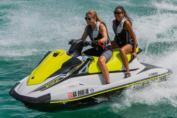 Yamaha WaveRunner VX-C Manufacturer Provided Image