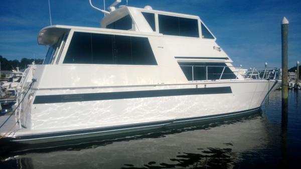 Viking 54 Sport Yacht Inspiration