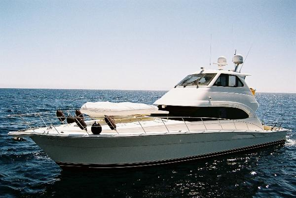 Riviera 58 Enclosed Flybridge