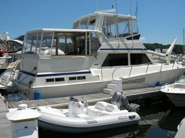 Viking 44 Motor Yacht