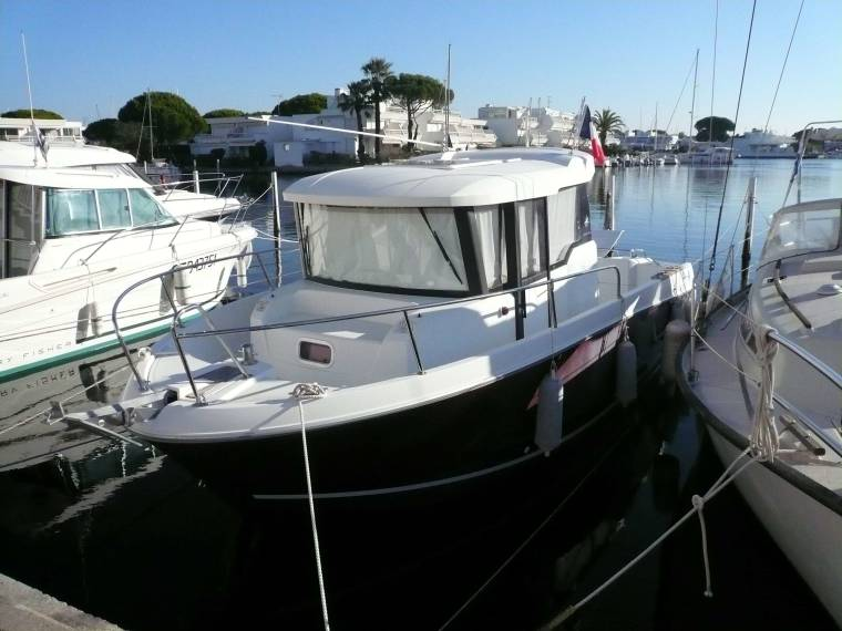 Jeanneau JEANNEAU MERRY FISHER 755 MARLIN