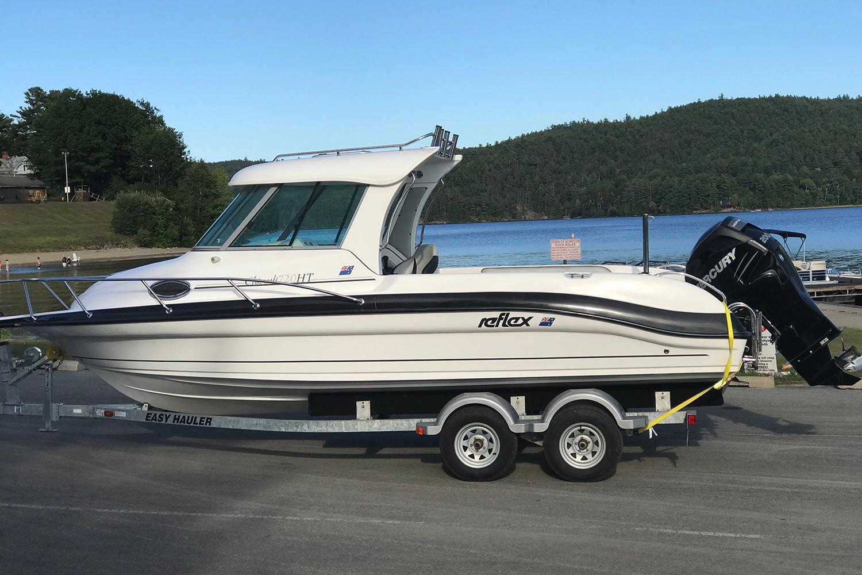 Reflex Boat image