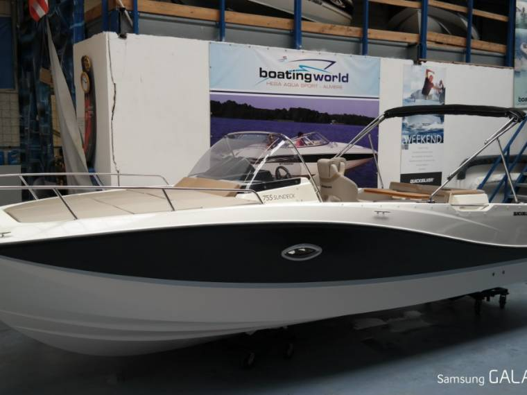 Quicksilver Quicksilver Activ 755 Sundeck