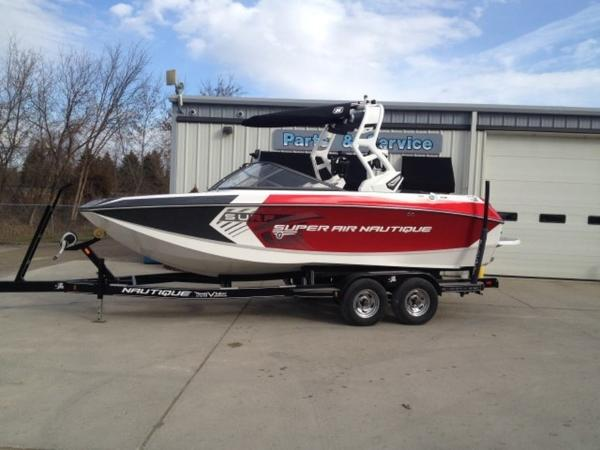 Nautique Super Air G21 Team Open Bow