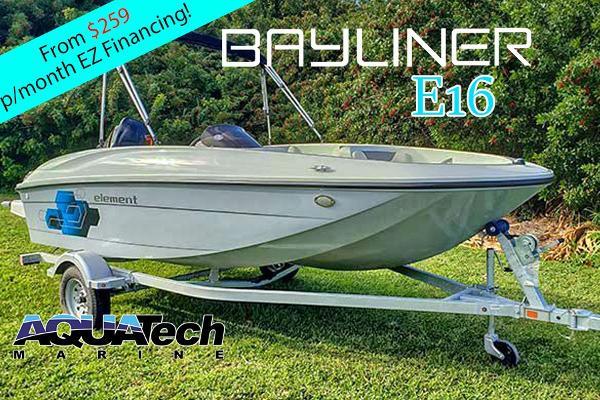 Bayliner Element E16