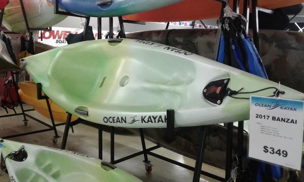 Ocean Kayak Banzai™