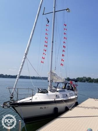 Hughes Columbia 31 1981 Hughes Columbia 31 for sale in Scarborough, ON
