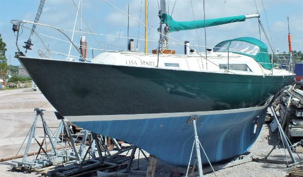 Halmatic 30 Sloop Halmatic 30