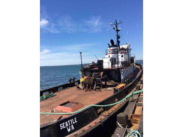 Tugboat Ocean Towing