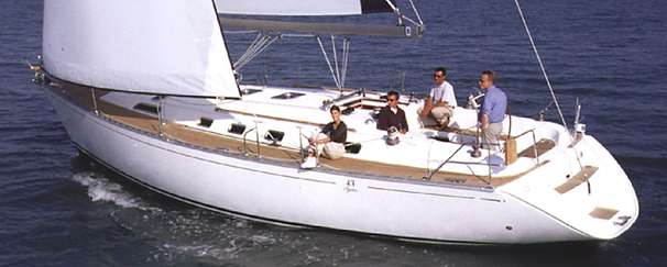 Dufour 43 Classic Manufacturer Provided Image