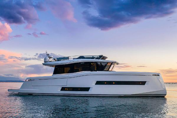 Pardo Yachts E60