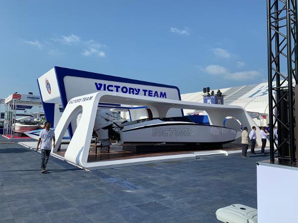 Performance Catamarans Victory Boats 27 VTX Cat