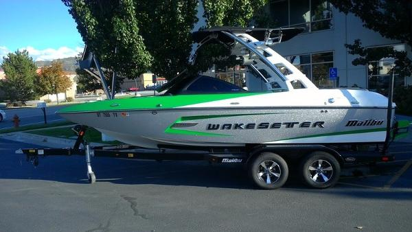 Malibu Boats Wakesetter 20 MXZ
