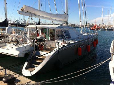 Catamaran Cruisers 47 ALUMINIO