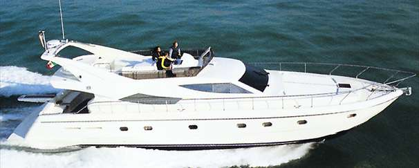 Ferretti Yachts 620 Manufacturer Provided Image