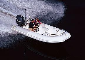Zodiac RIB Yachtline 470DL Manufacturer Provided Image