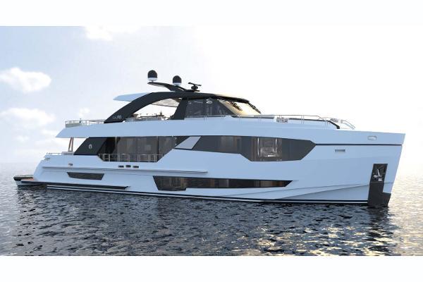 Ocean Alexander 90R Open Bridge Motoryacht
