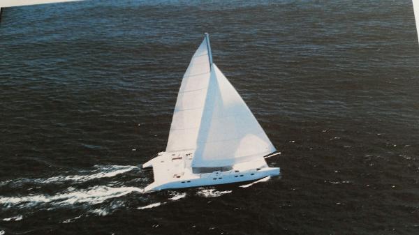 SunChaser Fast Sailing Catamaran
